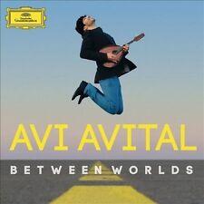 Audio CD: Between Worlds, Avi Avital. Good Cond. . 028947924913