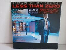 BO Film OST Less than zero AEROSMITH / LL COOL J / SLAYER ... DEF 460449 1