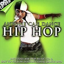 New: Various Artists: Anyone Can Dance: Hip Hop [CD + DVD] Special Edition Audio