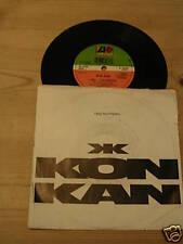 """Kon Kan-yo pido disculpas-Raro 1988 7"""" SINGLE VINILO"""