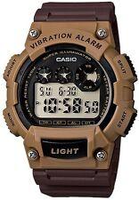 Casio W-735H-5A Sport Digital Vibration Alarm Watch