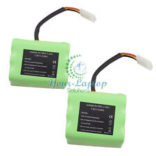2x 7.2V Battery for Neato XV-11 XV-12 XV-14 XV-15 XV-21 Signature Pro Robotics