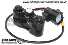 BSD Racing Lenkerschalter-Einheit links - Ducati 848 / 1098 / 1198