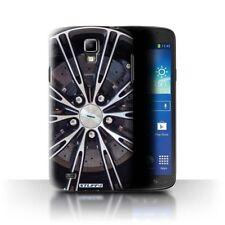 Étuis, housses et coques argenté métallique Samsung Galaxy S4 pour téléphone mobile et assistant personnel (PDA)