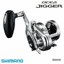 2017 Shimano Ocea Jigger 1500HG Saltwater Star Drag Reel Right Japan new .