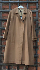BNWT Marks & Spencer Autograph Women's Camel Trench Coat (UK 16)  RRP £129