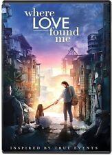Where Love Found Me (REGION 1 DVD New)