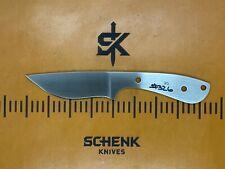 Riverton Hunter 1095 High Carbon Steel Knife Blade Blank Billet #326
