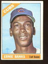 1966 Topps Baseball Card #110 Ernie Banks