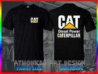 NEW CATERPILLAR CAT POWER T-SHIRT CATERPILLAR TEE SHIRT SIZE S-3XL