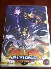 SAINT SEIYA THE LOST CANVAS. TEMP 2 VOL 2 - CAPS 6 A 9. 125 MIN - SELECTA VISION