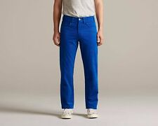 Levis Vintage Clothing LVC 1976 519 Blue Corduroy Cords Jeans W28 £185 New USA