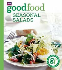 Good Food: 101 Seasonal Salads (BBC Good Food) New Paperback Book Anonymus