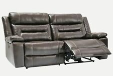 Leather More than 4 Electric Sofas