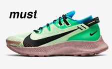 "Nike Pegasus Trail 2 ""apenas voltios/Láser Azul/Verde Veneno"" Hombre Running Shoe's"