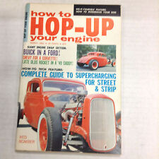 How To Hop Up Your Engine Magazine Buick In A Ford March 1962 052417nonrh