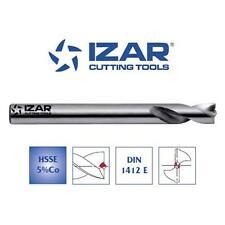 foret à dépointer Izar 6 mm - HSSE 5% COBALT - avec pointe de centrage