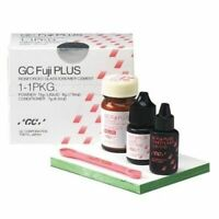 Fuji Plus Cement Kit - Powder - Liquid & Conditioner Long expiry