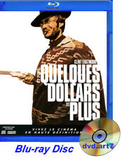 Blu-ray : ET POUR QUELQUES DOLLARS DE PLUS - de Sergio Leone - Clint Eastwood
