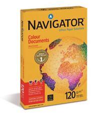 Navigator de documentos en color láser Blanco/papel De Inyección De Tinta A4, 120g/m, 250 Hojas