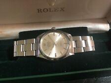 Rolex Air King 5500 - Silver Dial - 1968
