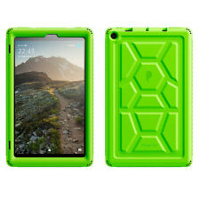 Amazon Fire HD 10 2019 Tablet Case | Poetic [Anti-Slip] Silicone Cover Green
