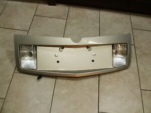 Cadillac CTS 2003-2007 Rear Trunk Panel Back up Light License Plate FREE SHIP !!