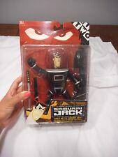 2001 Samurai Jack Space Battle Samurai Jack Figure Cartoon Network
