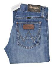 New Wrangler Retro Slim Fit Straight Leg Jeans Men's Size W34 L32