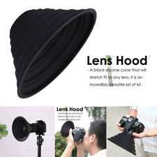 Ultimate Camera Lens Hood Cover Anti-Glass Anti-reflective 60mm Gegenlichtblende