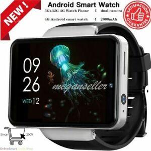 2020 NEW TICWRIS MAX S Smart Watch 2.4 Inch Face ID Unclok 3GB 32GB Dual Camera