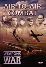 WEAPONS OF WAR - Air To Air Combat DVD + BOOK WORLD WAR TWO WWII BRAND NEW R0