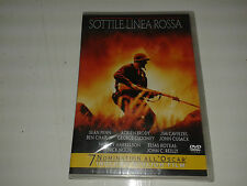 dvd film La sottile linea rossa (1997)