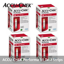 ACCU CHEK Performa 200 Test Strips 200 Sheets Made in Germany Exp Jul.2021
