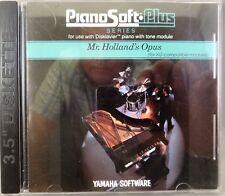 "Yamaha Mr. Holland's Opus PianoSoft Plus 3.5"" Floppy"