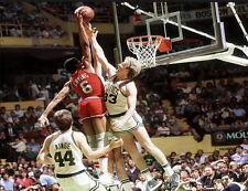 "081 Julius Erving - Dr. J NBA Basketball MVP Stars 18""x14"" Poster"