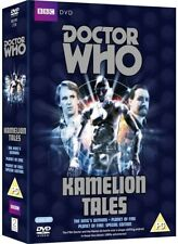 DR WHO 128, 134 - KAMELION TALES Collection Doctor Peter Davison - R2 DVD not US