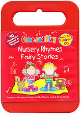 Come and Play - Nursery Rhymes & Fairy Stories CD in KIDZCASE   *NEW & WRAPPED*
