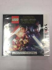 NINTENDO 3DS Lego Star Wars: The Force Awakens***BRAND NEW FACTORY SEALED***