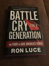 Battle Cry For A Generation By Ron Luce