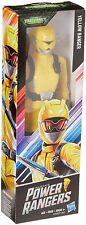 Hasbro Power Rangers Beast Morphers Action Figure 12-INCH Yellow Ranger Toy Gift