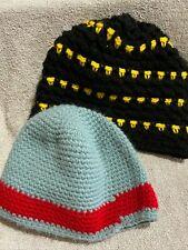 (2) Paintball Beanie Homemade Knitted Take More Bouncers! (Exalt Sandana Dye )
