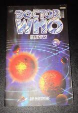 Dr Doctor Who Beltempest by Jim Mortimore (1998, EDA#17)