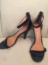 jeffrey campbell Shoes Size 9 Black Ankle Strap Ibiza Style