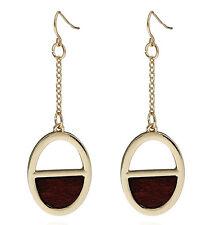 MARNI H&M Oval Pendant Earrings