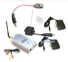 CCTV Video Camera Spy Monitor Hidden Home security Wireless Camera Set