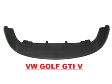 Spoiler rajout bas pare-chocs avant VW GOLF 5 MK5 V GTI 2003-2009 Neuf ! lèvre