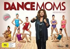 Dance Moms Collector's Gift Limited Edition Season 3 & 4 DVD Box Set R4
