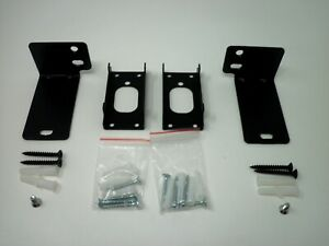 bose cinemate 300 complete wall mount kit virtually invisible bracket black