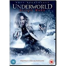 Underworld Blood Wars DVD 2017 5035822495630